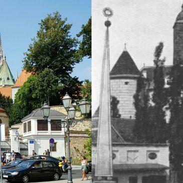 Zagreb Chatedral from Vlaska street